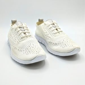 Cole Haan Zerogrand White Women's Shoes Size 7.5